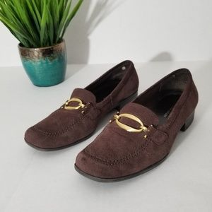 Naturalizer Brown Loafers